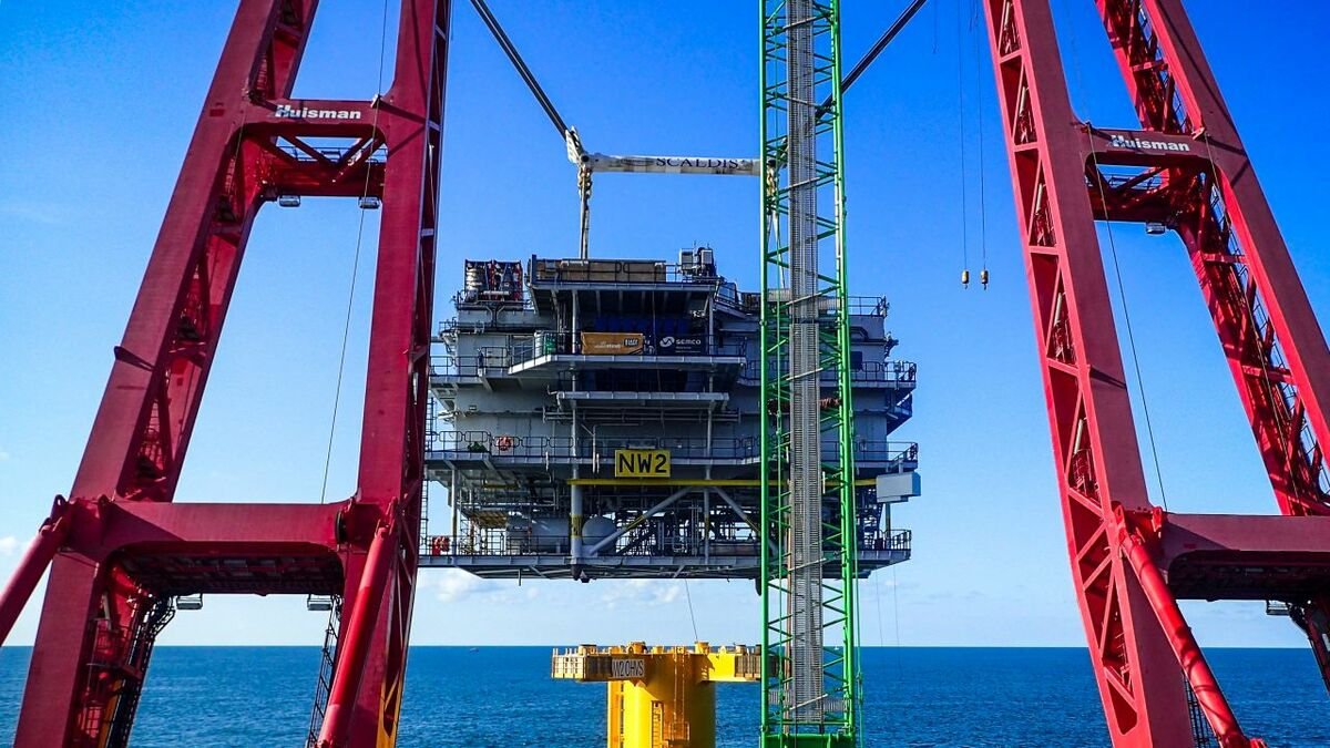 Bladt and Semco have worked together on a number of offshore substations