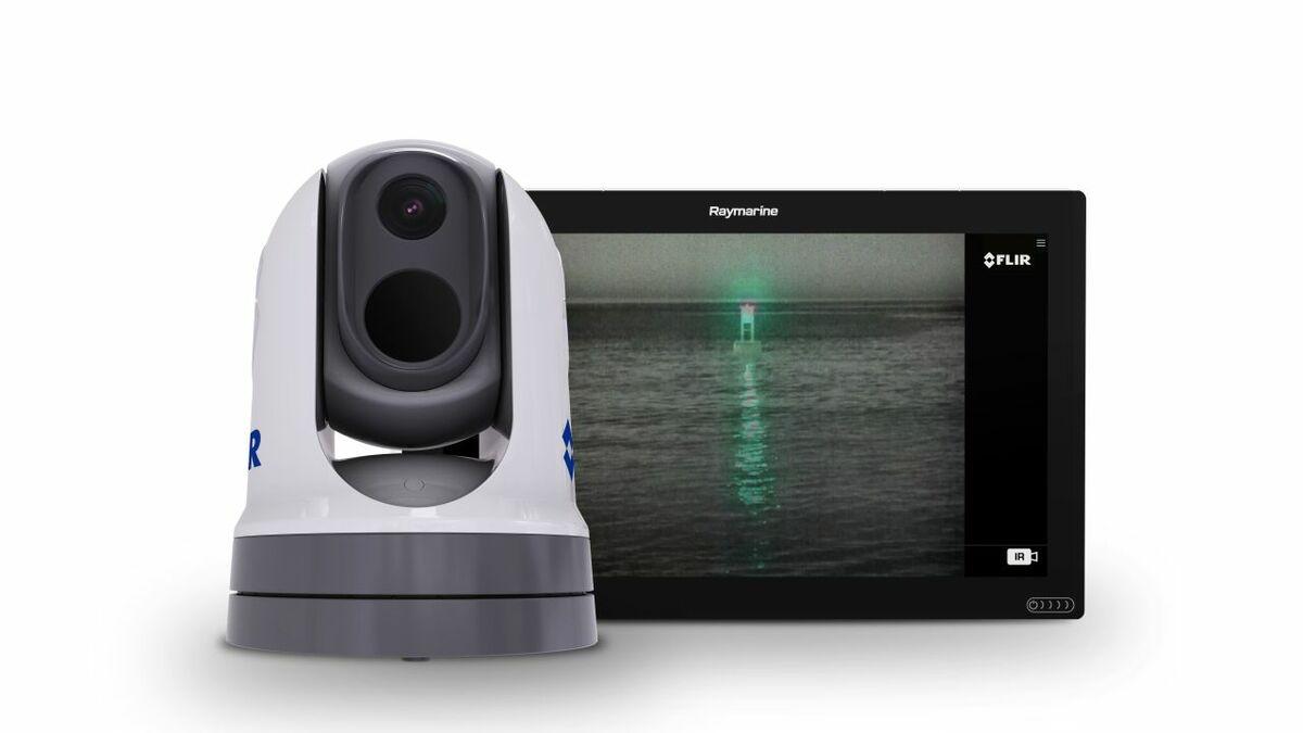 FLIR thermal camera M364C with Axiom XL display