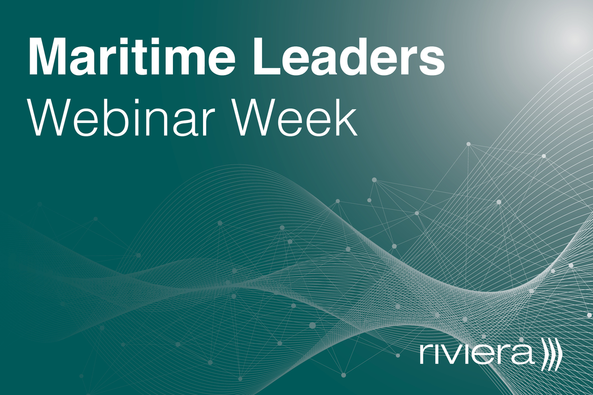 Maritime Leaders Webinar Week