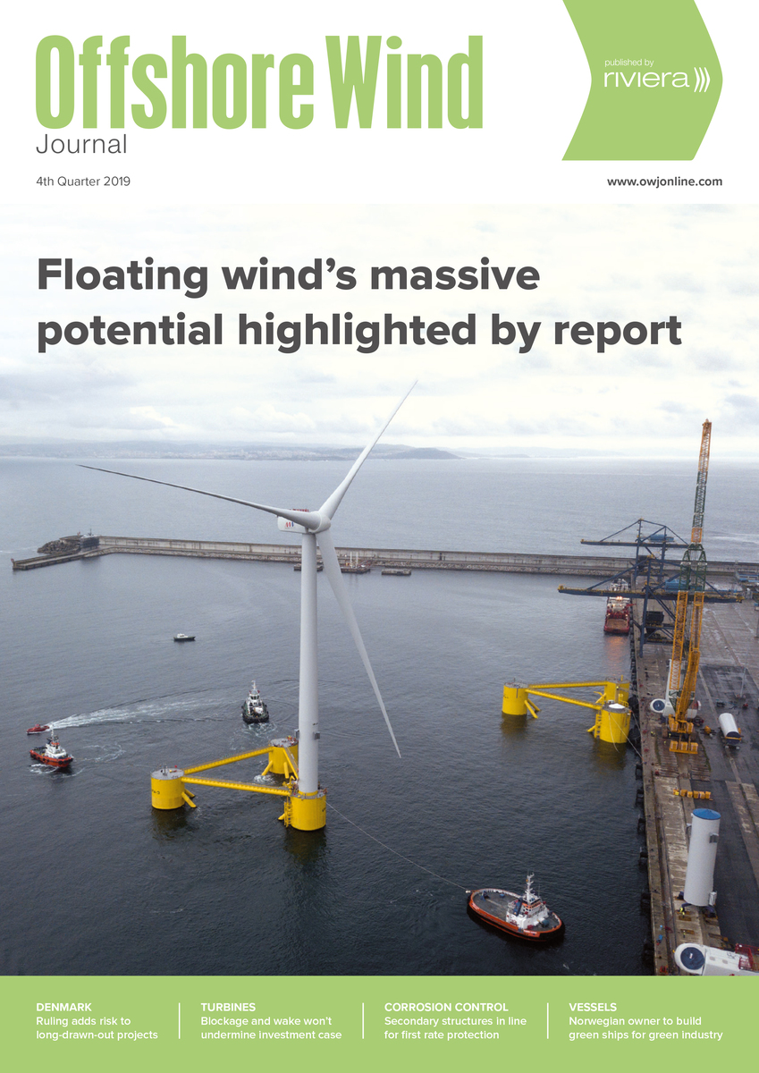 Offshore Wind Journal 4th Quarter 2019
