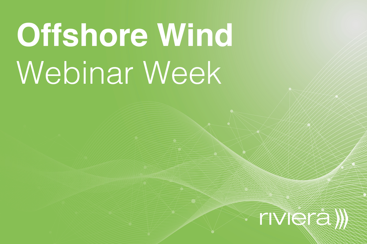 Offshore Wind Webinar Week