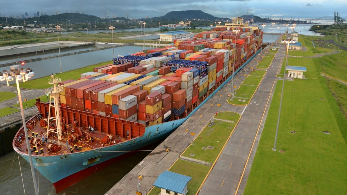 The container segment leads shipping areas on the Panama Canal with 82.1M PC/UMS tonnes during H1 FY2020