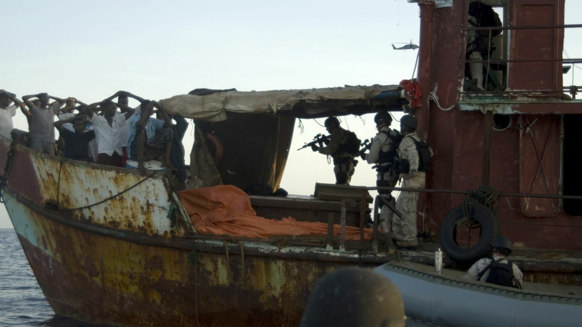 Piracy and attacks on crews on the increase