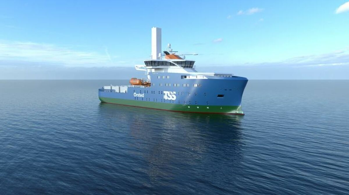 Operability, safety and reduced emissions are focus areas in Vard's SOV design