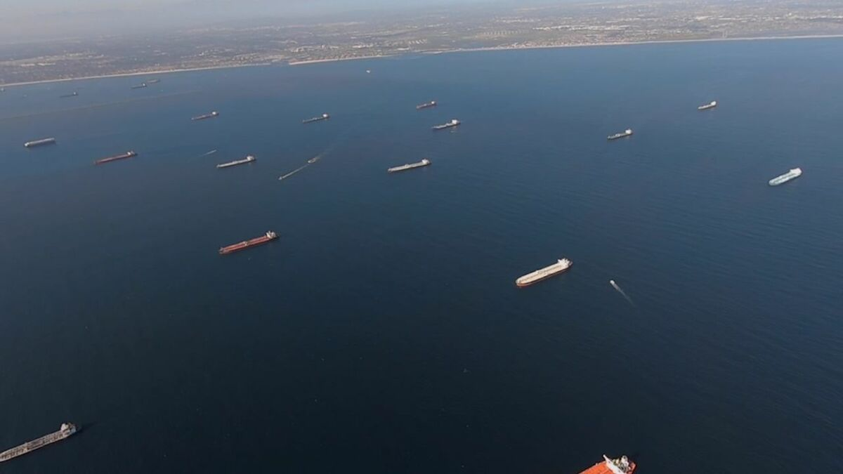 Southern California joins Asia as the new hot spot for tankers in storage