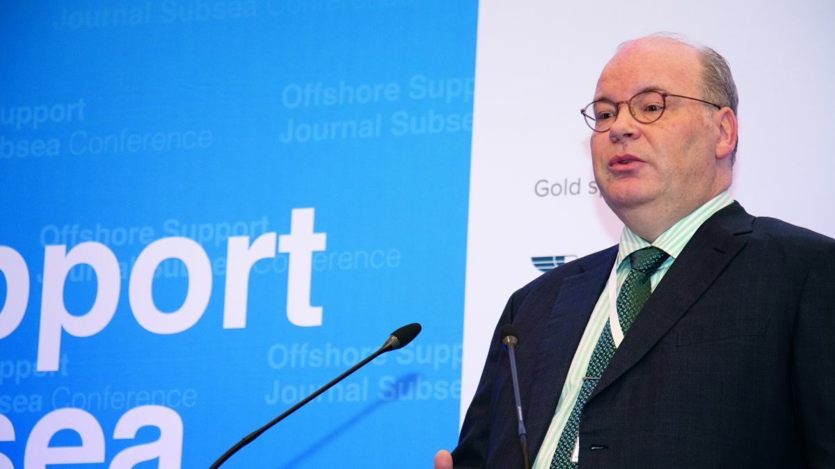 "Ian McIntosh (Strategic Offshore Research): The subsea market is ""in some pain"""