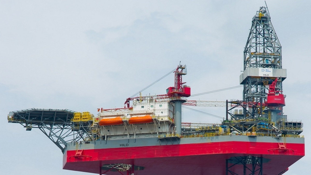 Borr Drilling took delivery of two jack-up newbuilds this year and has five others under construction (source: Keppel O&M)