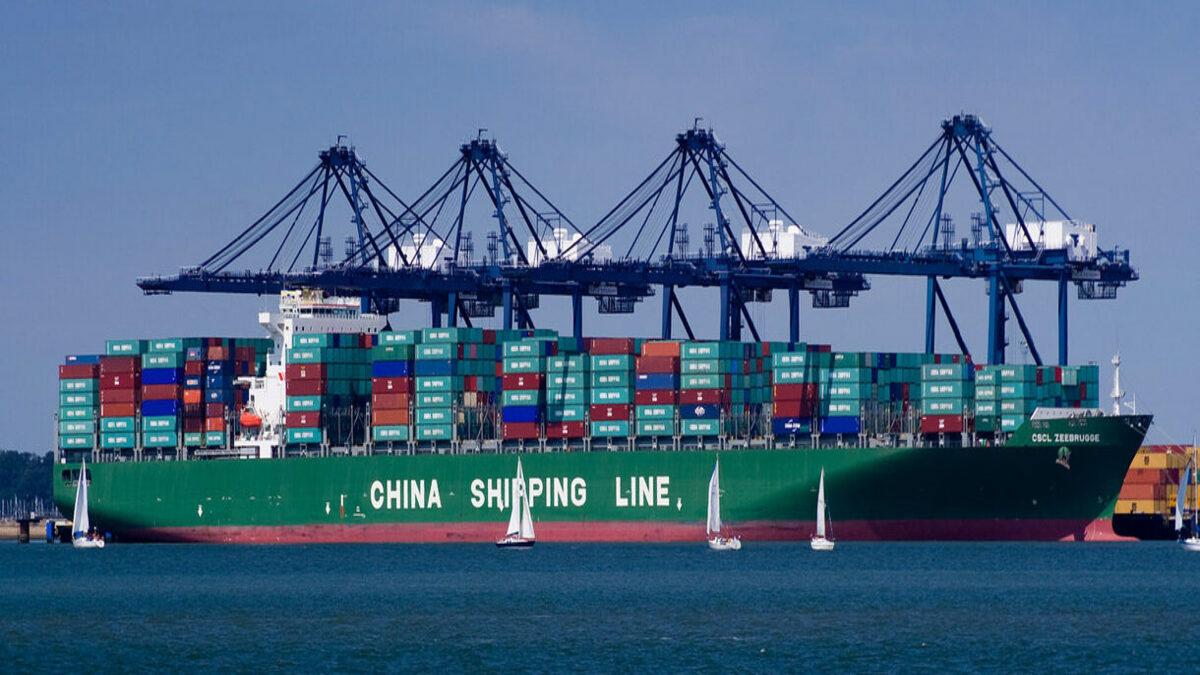 Seaspan has acquired four 12,000 TEU ships (Image: Seaspan Corporation)
