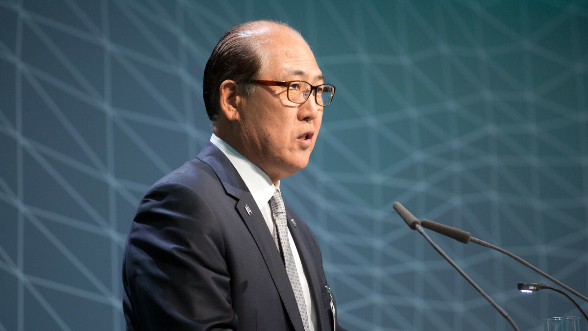 Secretary-General Kitack Lim issued a personal message to seafarers (Credit: IMO)