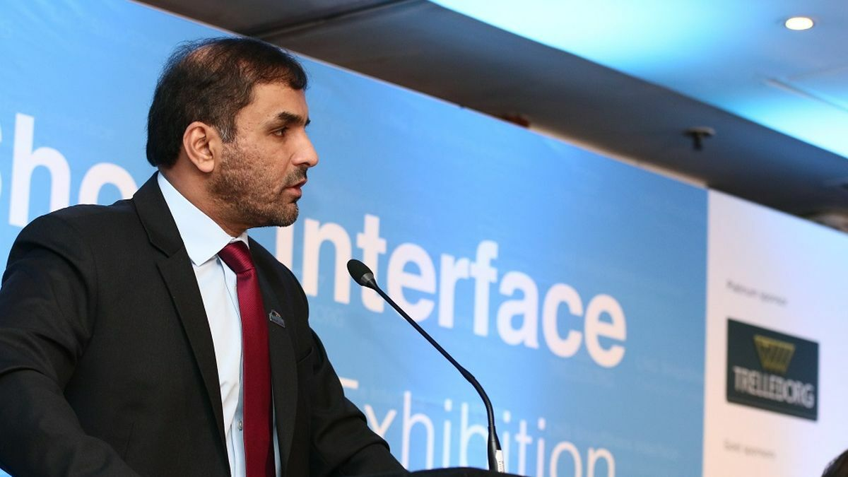 """Bader Al Mulla (Nakilat): """"Given the uncertainties of open-loop scrubbers, using LNG as a fuel was the most viable option"""""""