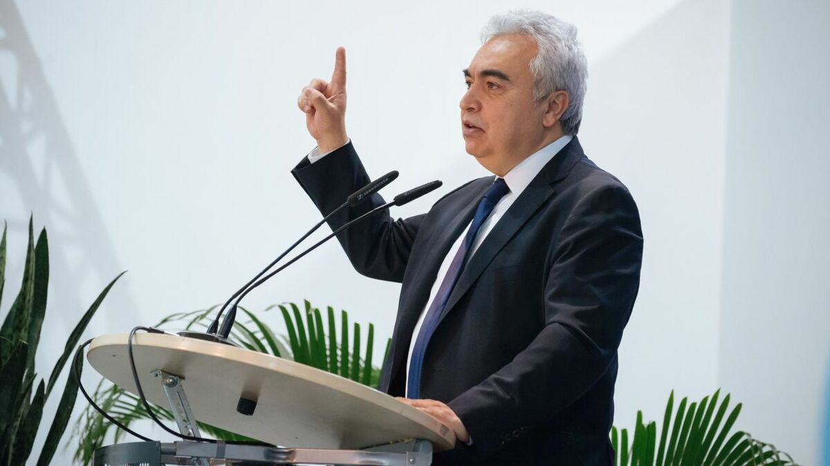 "Fatih Birol: ""renewables are set to be the only energy source that will grow in 2020"""