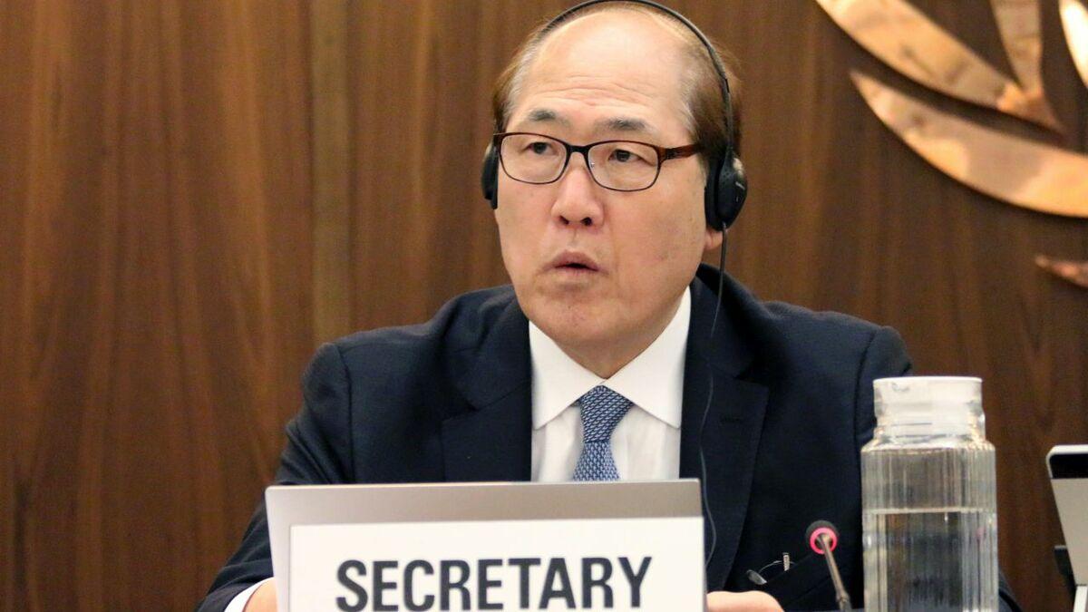 Kitack Lim (IMO): Seafarers should be designated as keyworkers