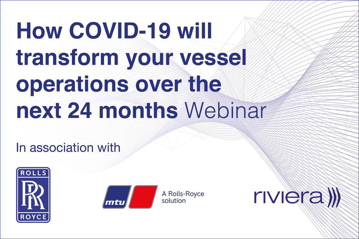 How COVID-19 will transform your vessel operations over the next 24 months