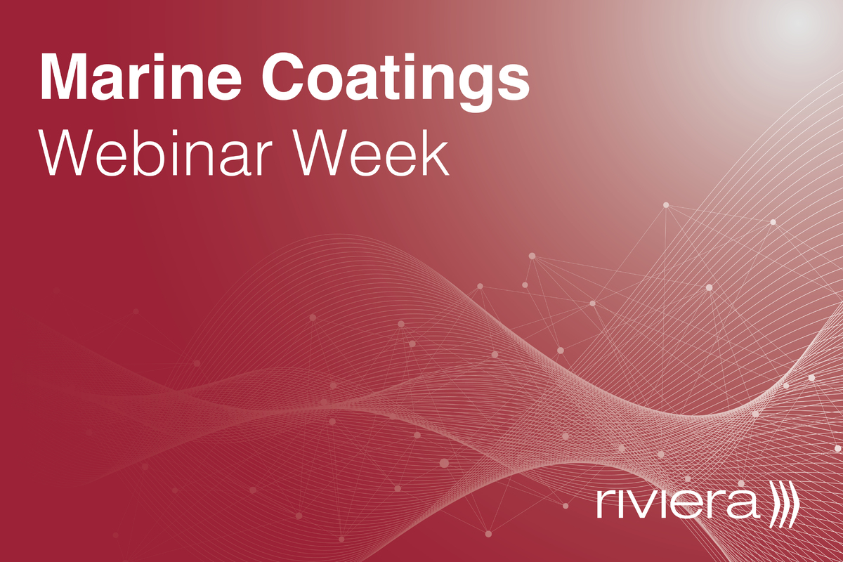 Marine Coatings Webinar Week