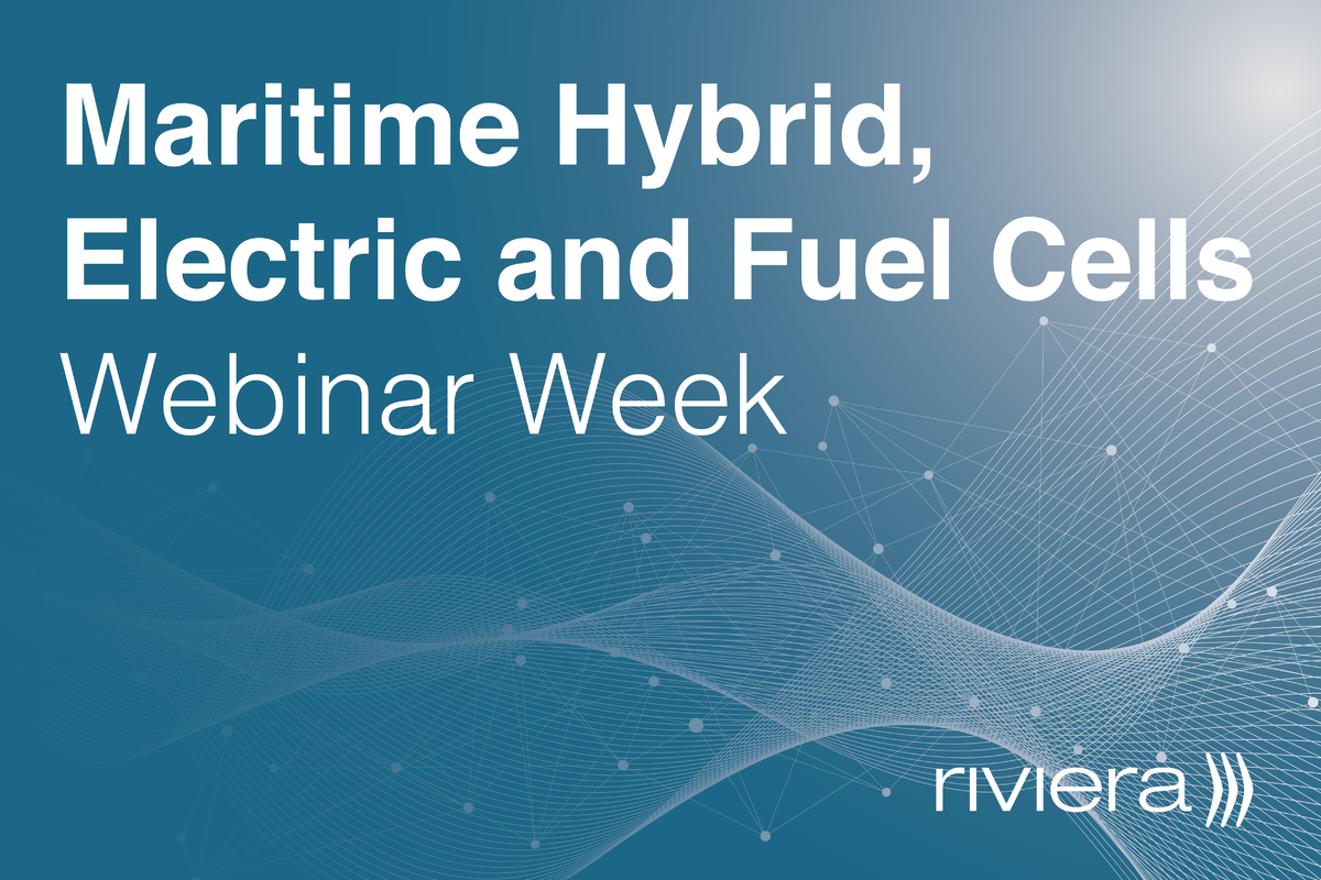 Maritime Hybrid, Electric and Fuel Cells Webinar Week