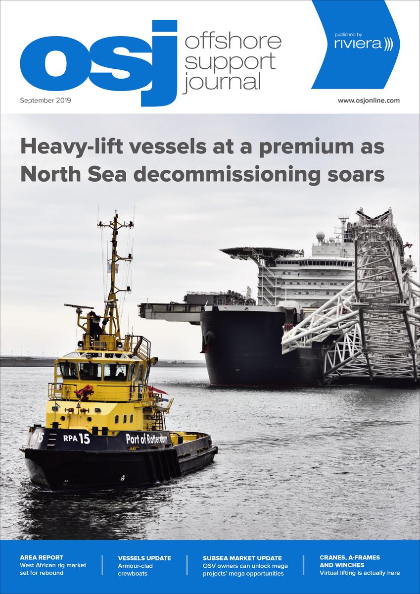 Offshore Support Journal September 2019