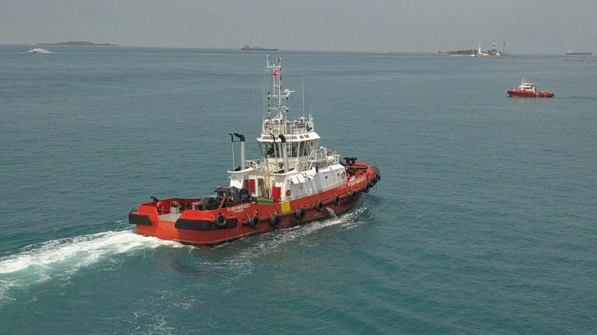 POSH Harvest conducts autonomous vessel trials in the SMAV project