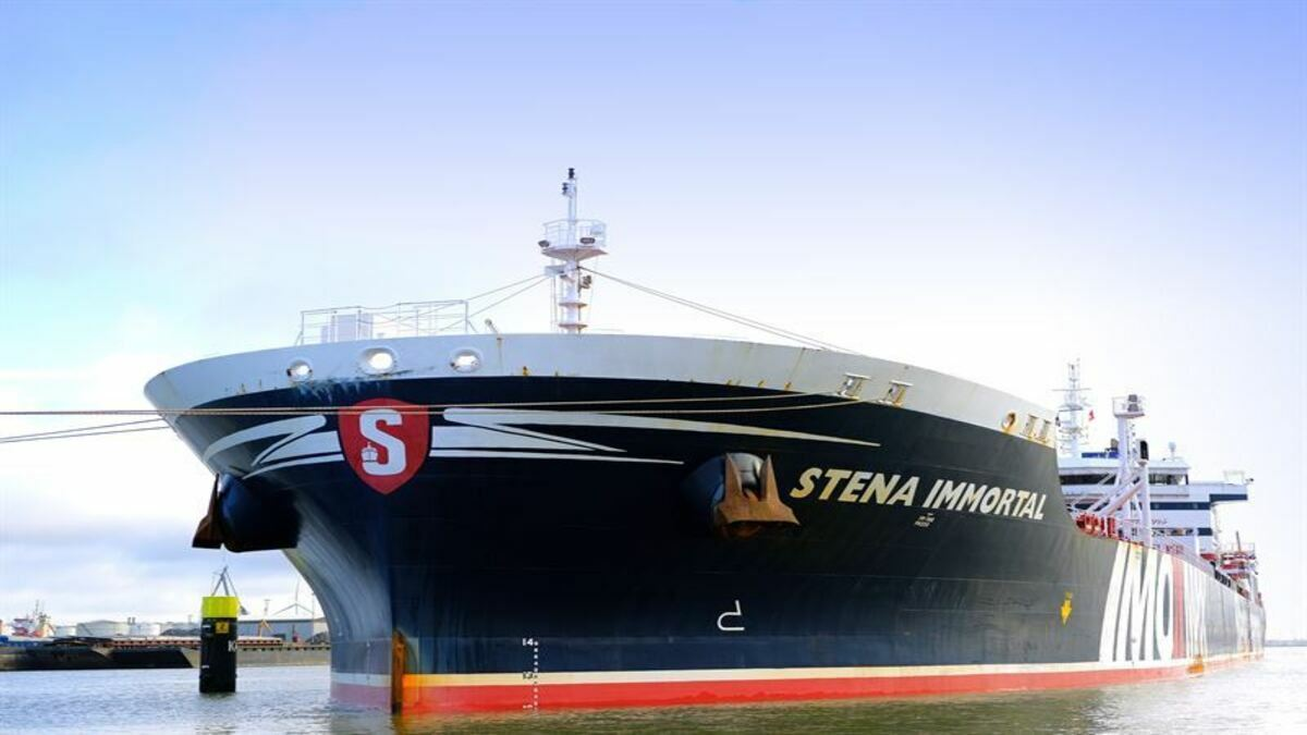 Stena Bulk and Goodfuels complete successful trial of marine biofuel