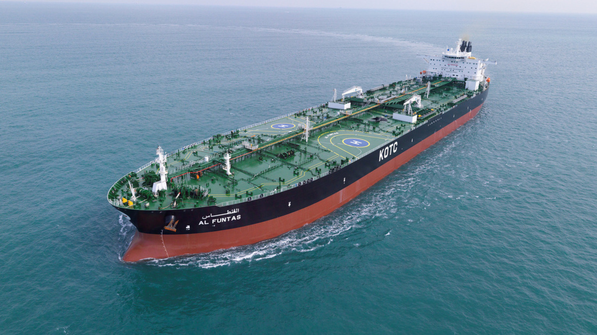 Kuwait contracts Wärtsilä for retrofits to improve tanker fuel efficiency