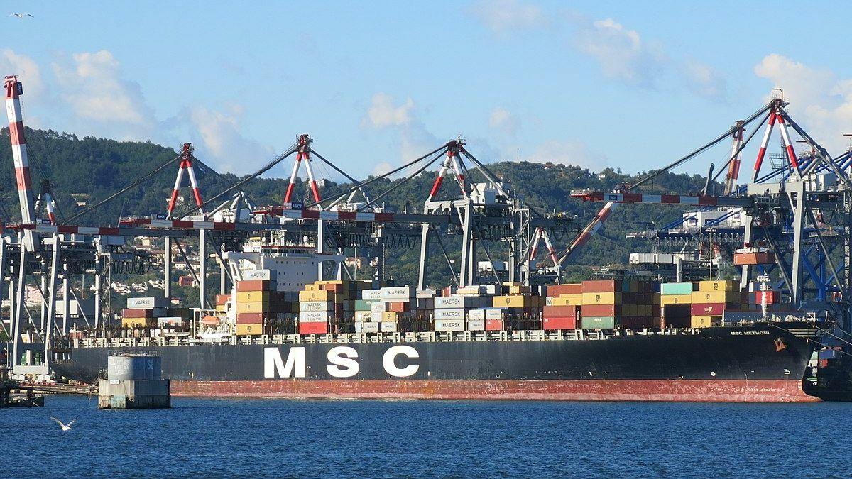 Covid-19: hardest-hit European ports