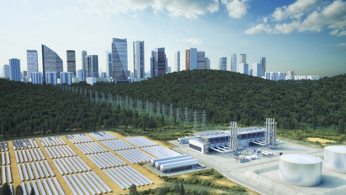 Hydrogen is expected to be part of future energy systems (credit: Wartsila)