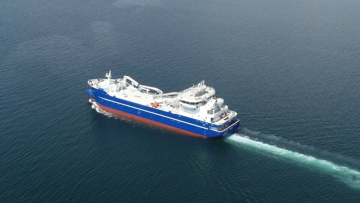 Schottel wins six-vessel contract for propulsion systems