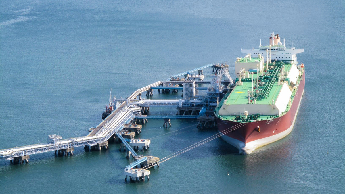 Al Mayeda is the first of seven vessels that will be transferred to the ship management care of Nakilat from Shell