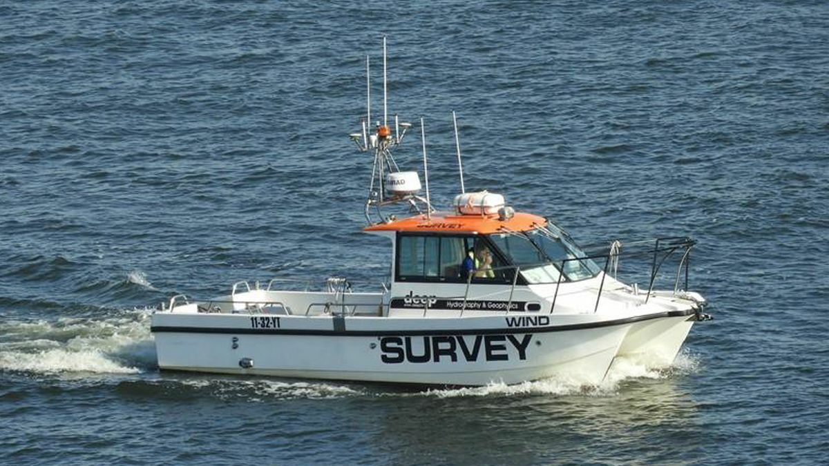 Deep survey vessel upgraded with Sea Machines' autonomous controls
