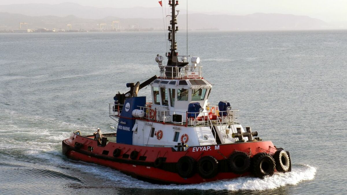 Evyap M was sold by Med Marine to Cey Group and renamed Cey V