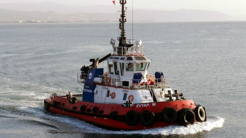 Turkish port services group buys tugs to bolster fleet