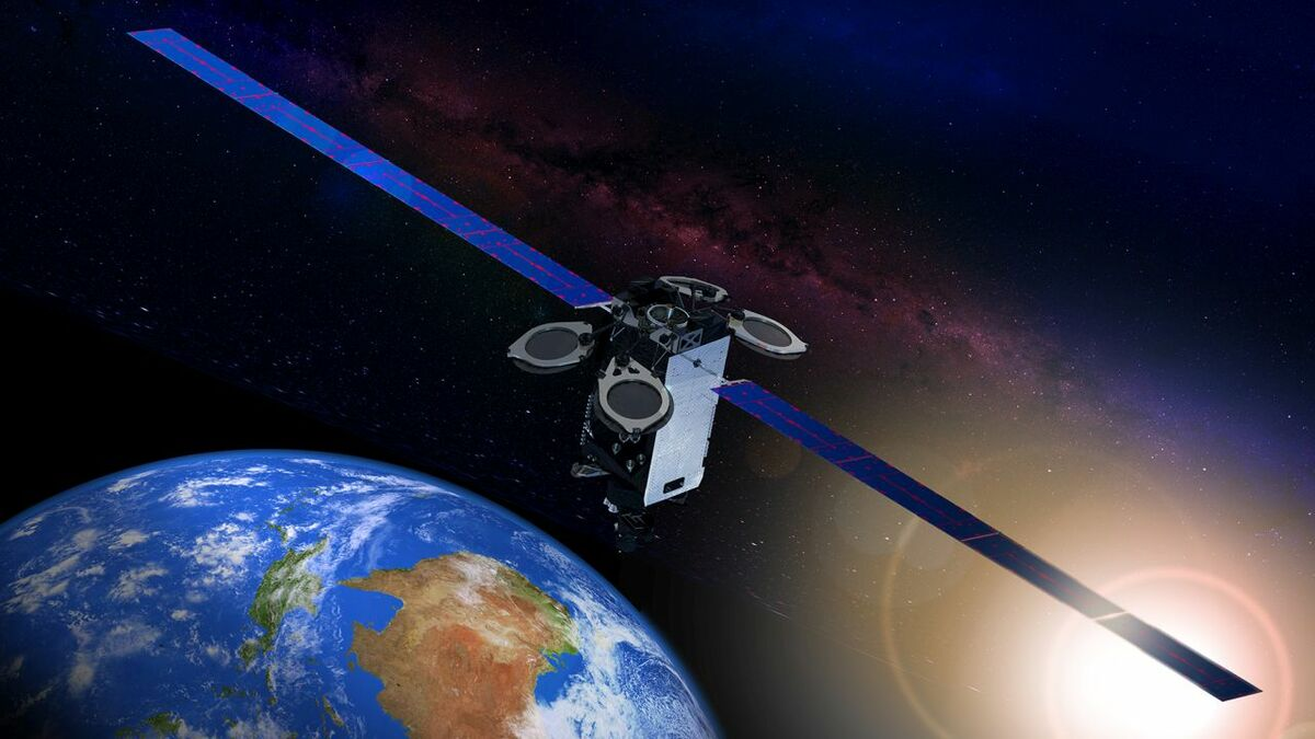 Intelsat commissioned Horizons 3e satellite for Asia-Pacific VSAT communications