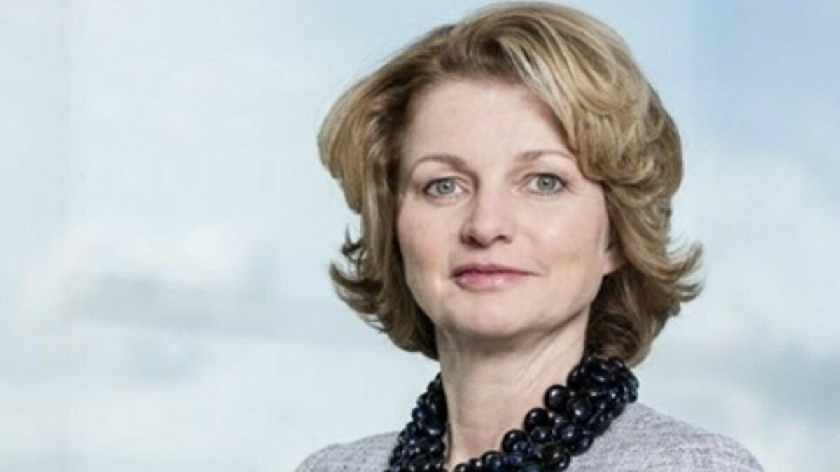 """Marjan van Loon: """"we want to develop a new value chain – from wind to green hydrogen"""""""