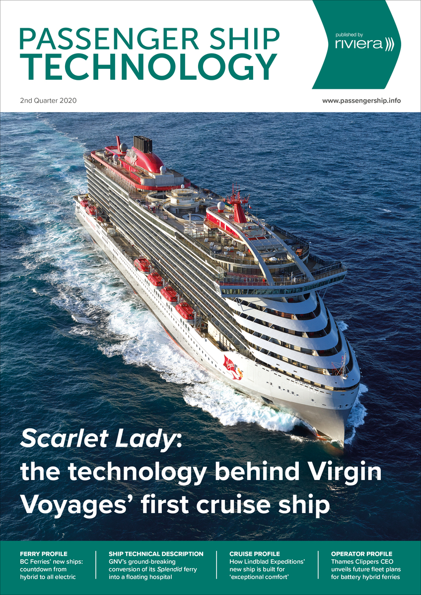 Passenger Ship Technology 2nd Quarter 2020