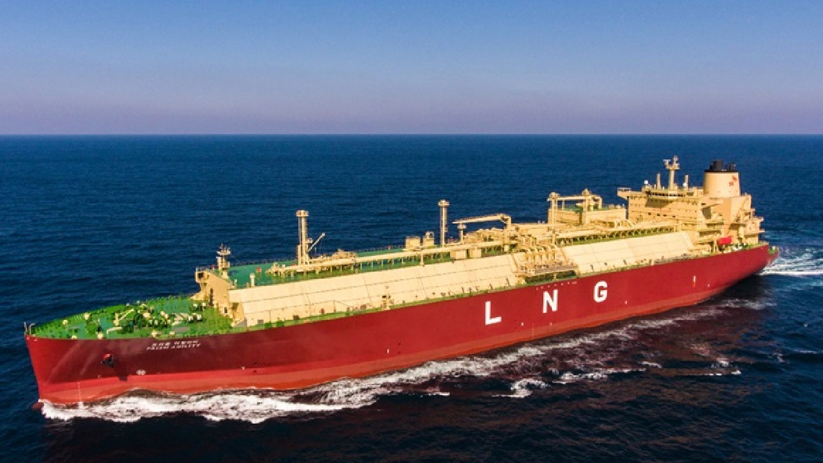 SK E&S will use Prism Agility and Prism Brilliance to transport LNG from Freeport LNG