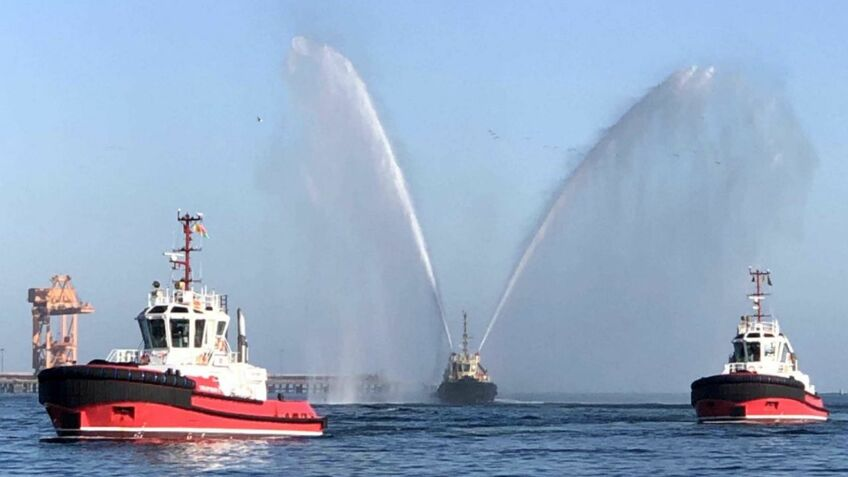 Svitzer ramps up Middle East tug fleet