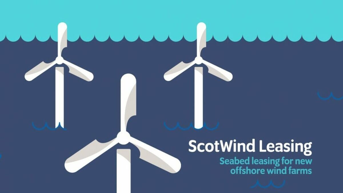 ScotWind is the first offshore wind leasing round to be administered in Scotland