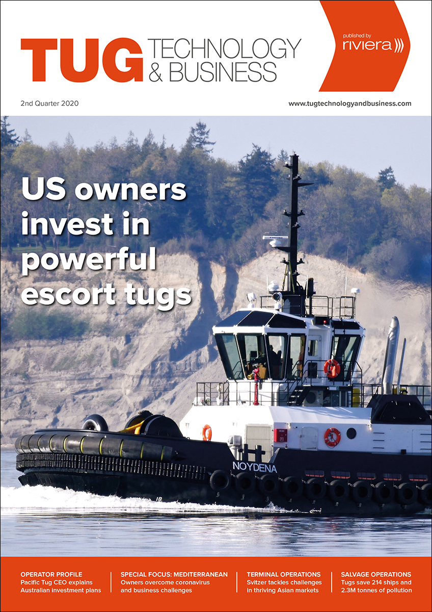 Tug Technology and Business 2nd Quarter 2020