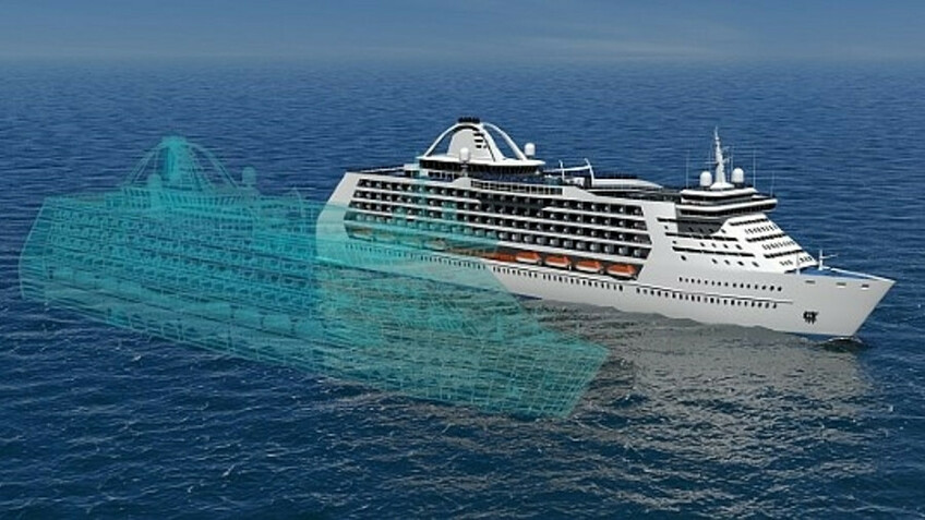 Digital twin developed to model green ship technology