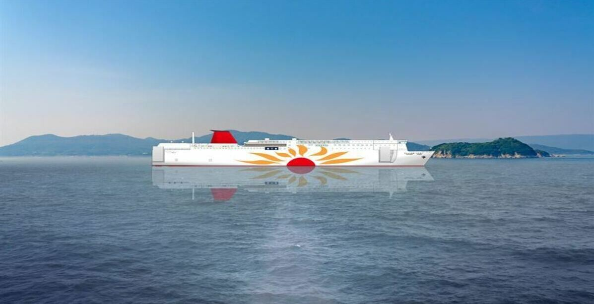 Wärtsilä wins contract for first Japanese-built LNG-fuelled ferries