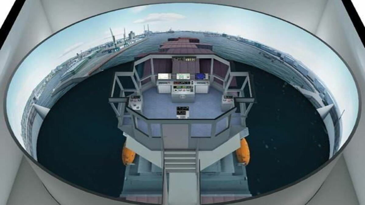 Wärtsilä to upgrade Le Havre pilot station's navigation simulator