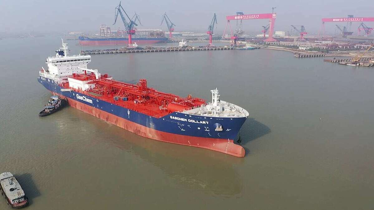 MAN to supply engines to Hartmann LPG tankers