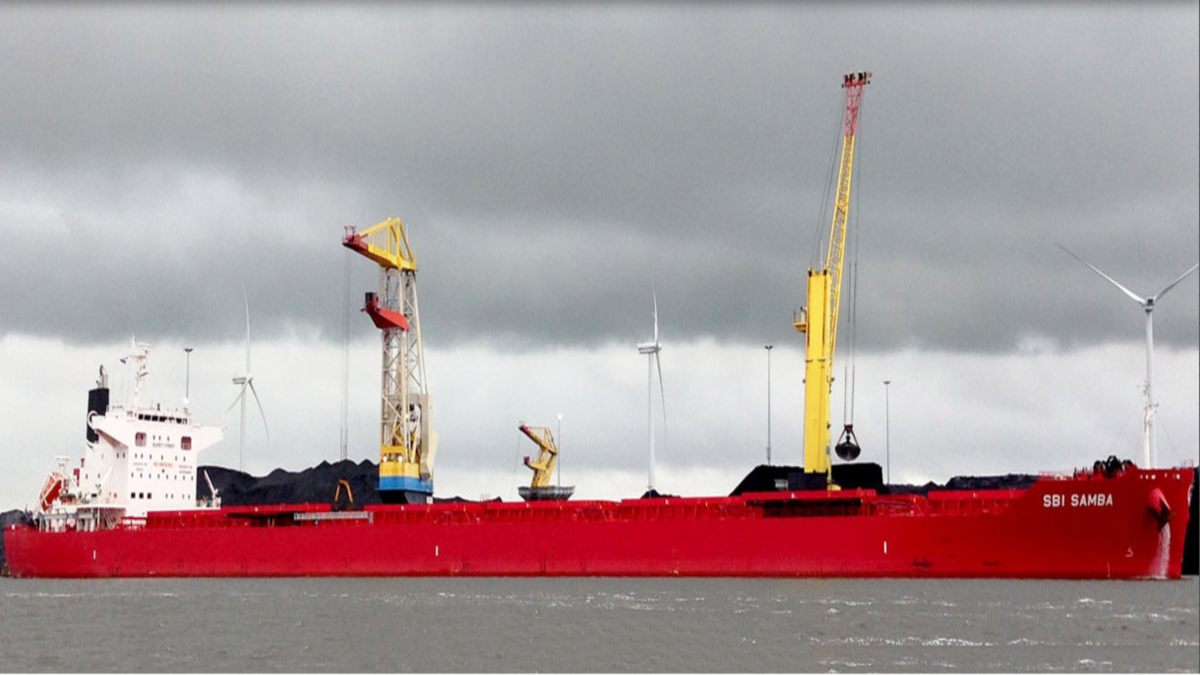 Scorpio bulkers said some of its scrubber installations will be delayed due to Covid-19 impacts (Image: Scorpio Bulkers)