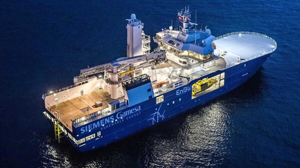 Bibby will use one of its WaveMaster SOVs as the focus of the project