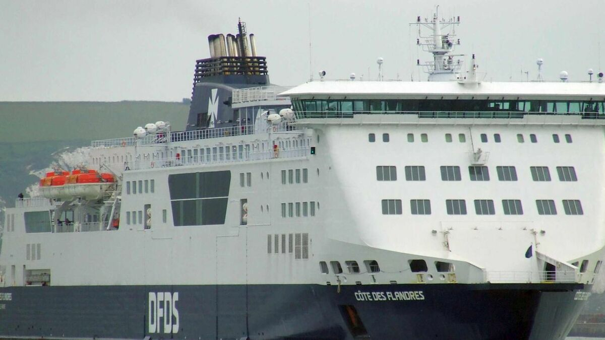 DFDS has scrubbers on cross channel ferries operating out of Dover, UK
