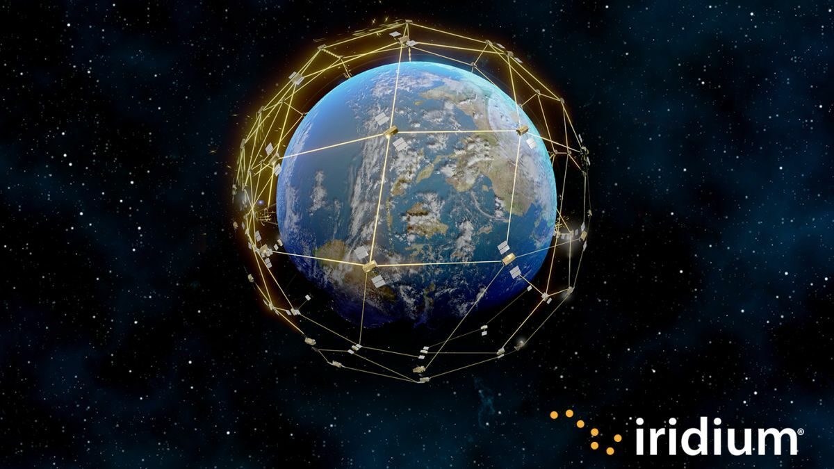 Iridium® – Redefining the L-Band & Safety Services for the 21st Century