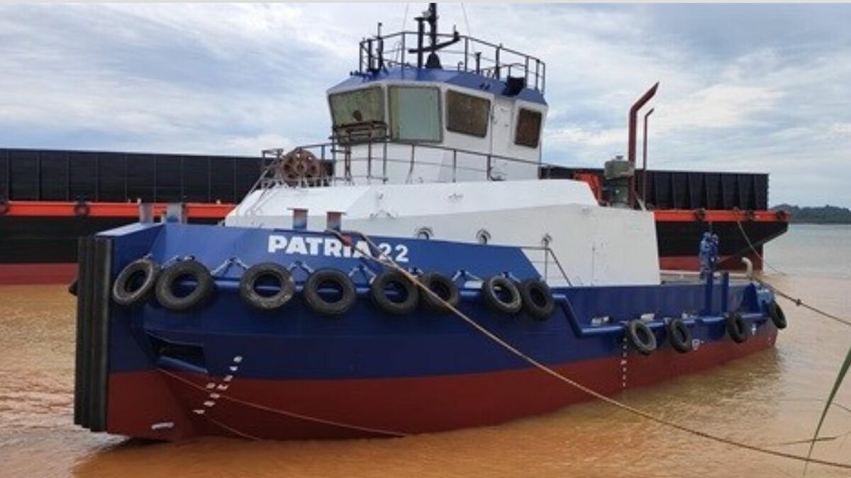 Patria 22 was built to OSD-IMT 7402 design and Bureau Veritas-class in Indonesia