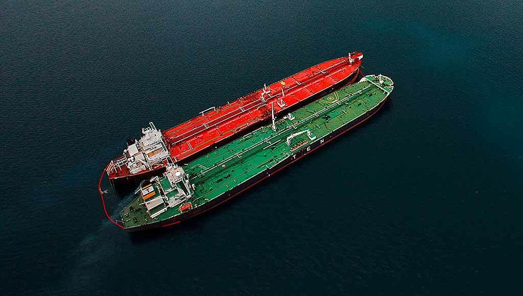 Shuttle tankers in Brazil