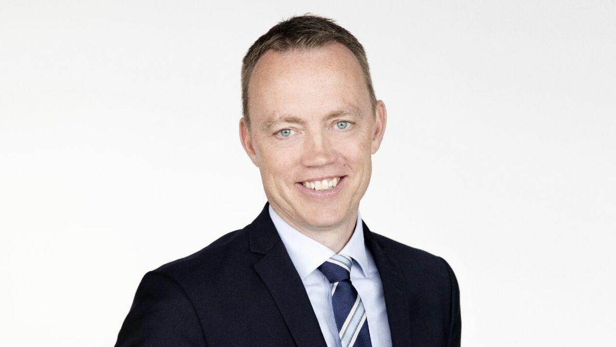 Kasper Friis Nilaus, managing director for Europe, will become Svitzer's new CEO in June