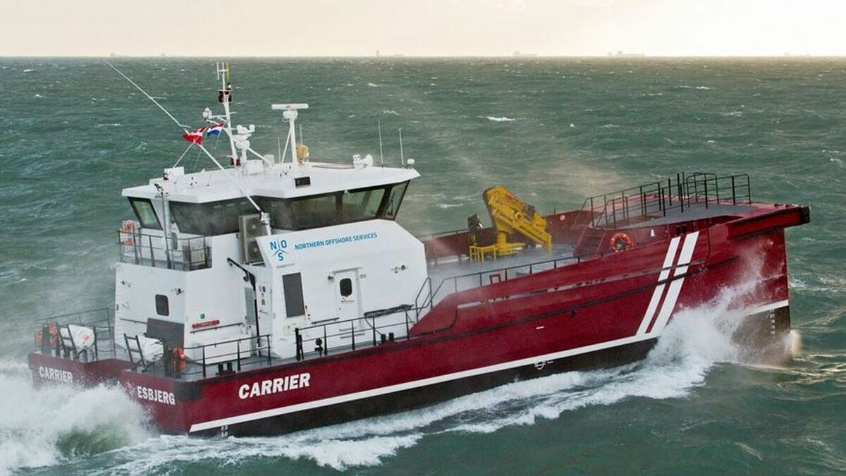 Northern Offshore Services operates around 30 CTVs in the European market