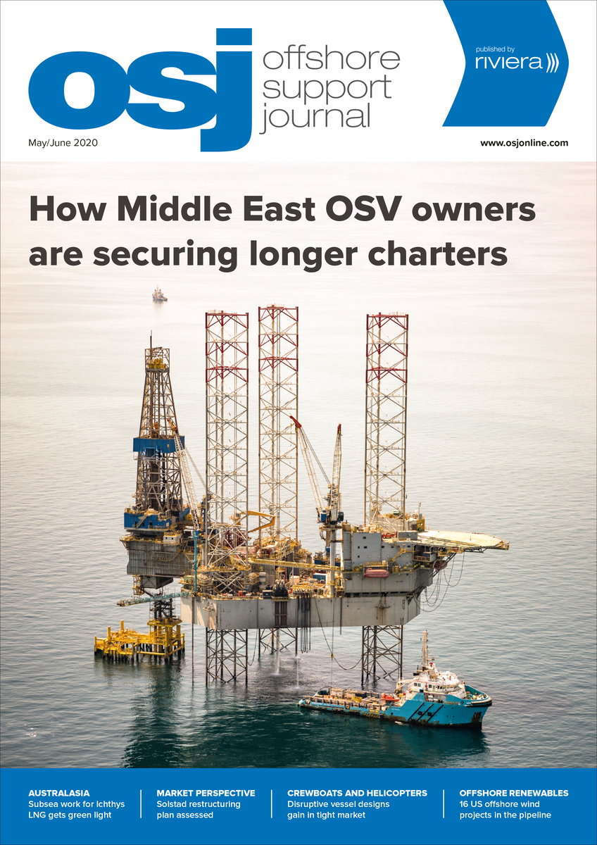 Offshore Support Journal May/June 2020